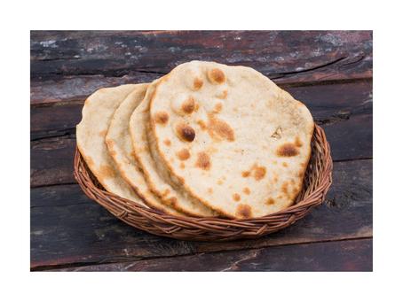 Chapati  Fladenbrot