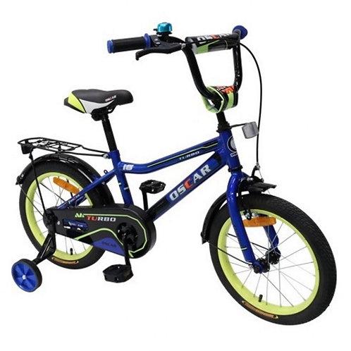 Велосипед детский 20 дюймов Oscar Turbo