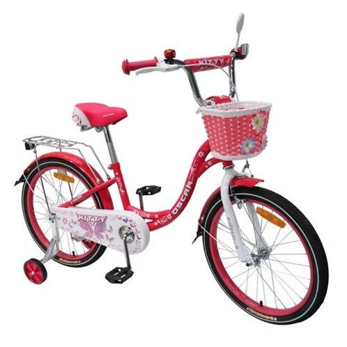 Велосипед детский 20 дюймов Oscar kitty