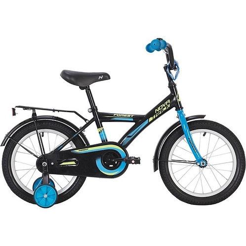 Велосипед детский 16 дюймов Novatrack Forester