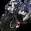 Thumbnail: Электросамокат MINIPRO G booster X27 1600W 23Ah 48V
