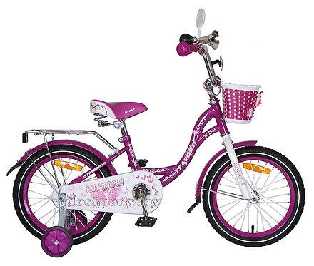 Велосипед детский 14 дюймов Oscar kitty