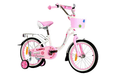 Велосипед детский 14 дюймов Nameless lady