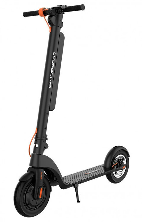 Электросамокат Kugoo HX Pro (черный)