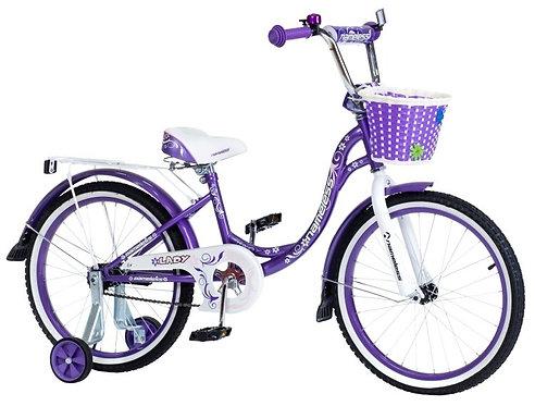 Велосипед детский 18 дюймов Nameless lady