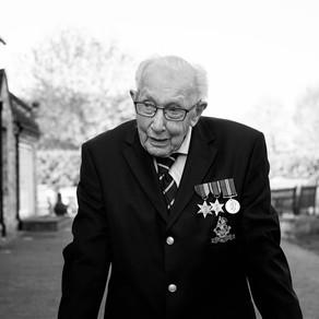 Happy 100th Birthday Colonel Tom Moore