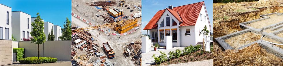 Baugrunduntersuchungen Bauprojekte
