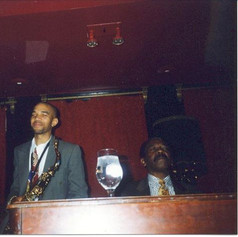 New York with Jimmy Smith
