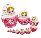 """Do you have """"Nauseous Russian Nesting Dolls"""" Syndrome?"""