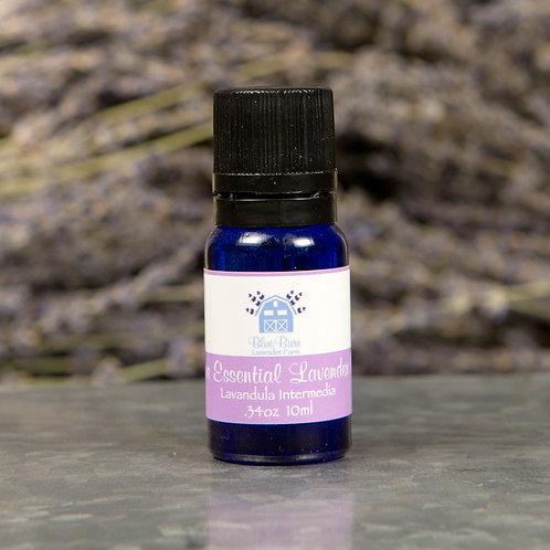 100% Pure Lavender Oil - .34oz. (10ml)