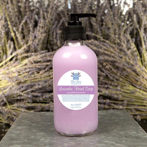 Lavender Hand Soap - 8oz.