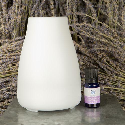 Diffuser & Lavender Oil Combo