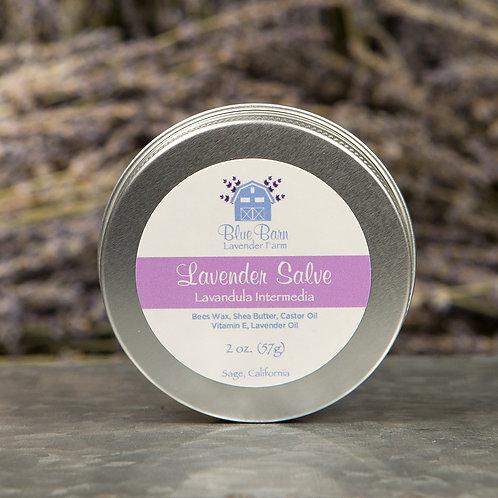 Lavender Salve - 2oz.