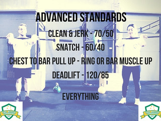 The Standards Are Here !