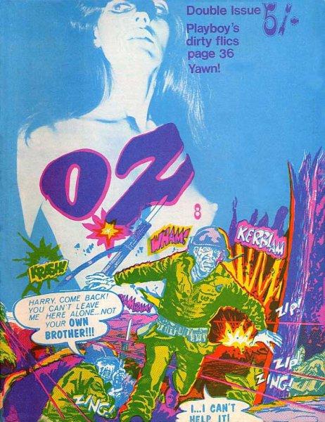 Oz 8 (January 1968)