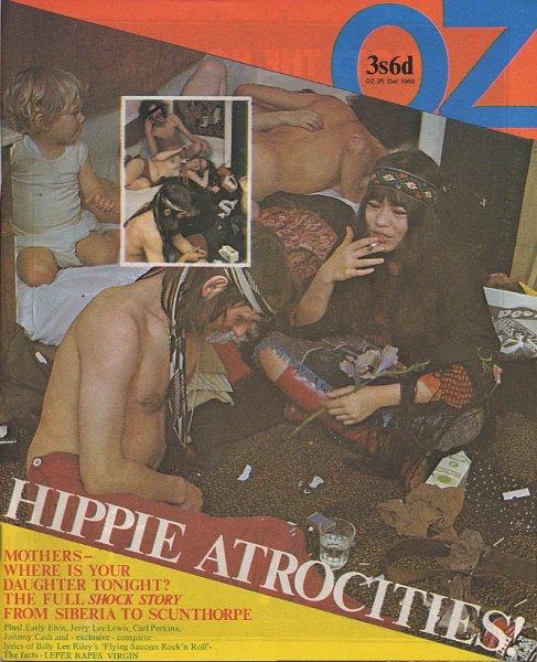 Oz 25 (December 1969)