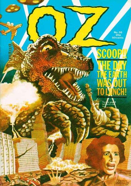 Oz 38 (November 1971)