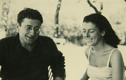 Guy and his sister Michele