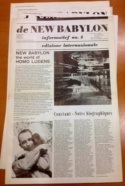 New Babylon informatief