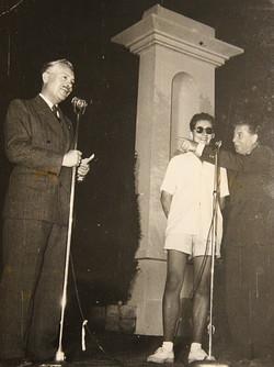 Guy Debord adolescent (in Cannes)