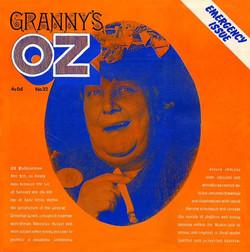 Oz 32 (January 1971)