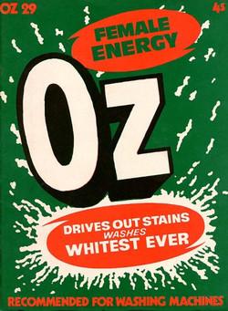 Oz 29 (July 1970)