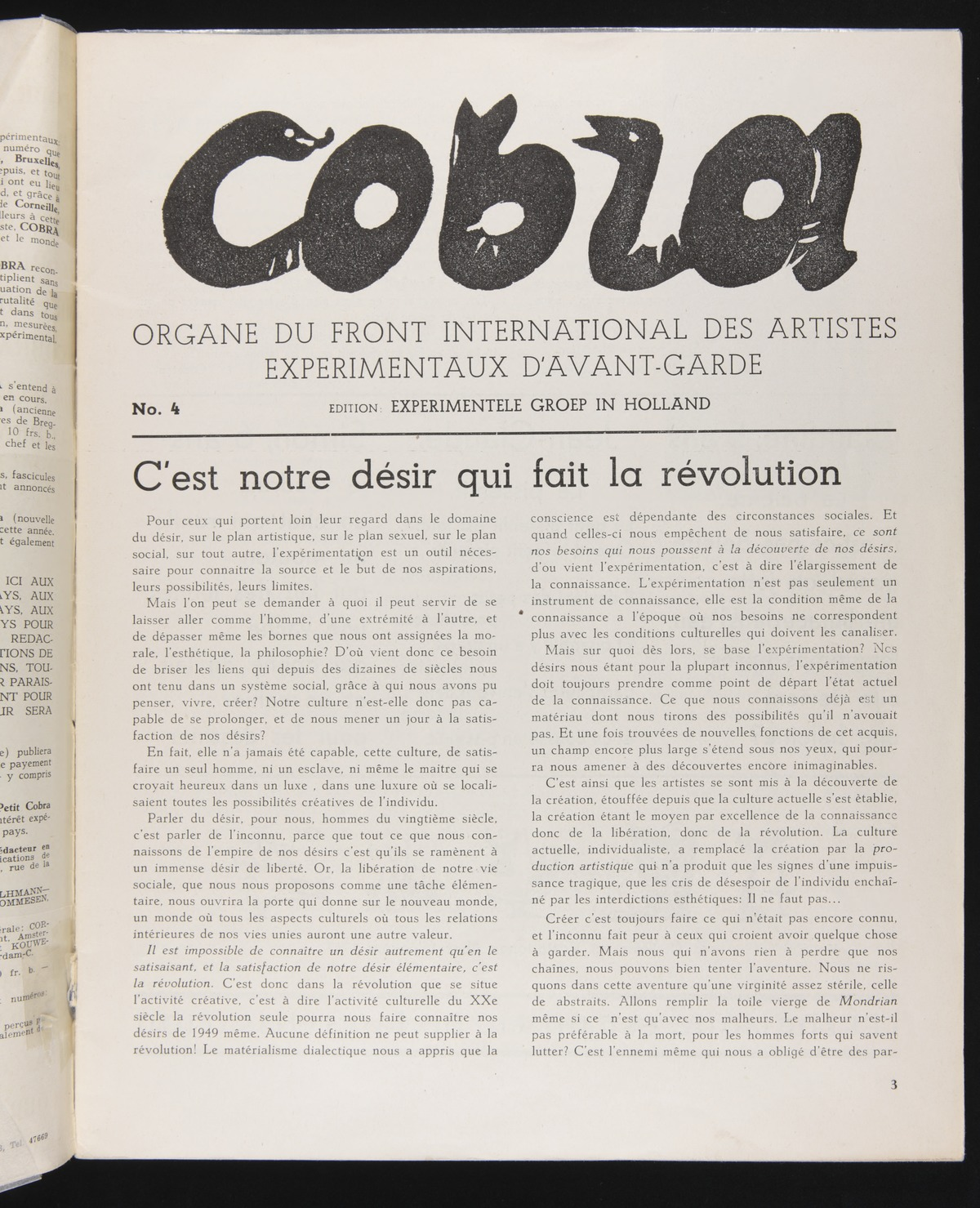 Cobra 4 (1949)