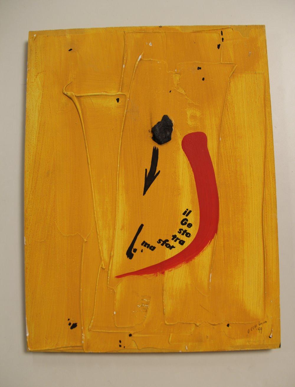 Il gesto trasforma, 1999