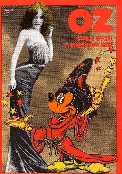 Oz 40 (February 1972)