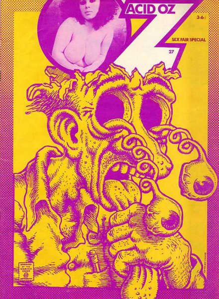 Oz 27 (April 1970)