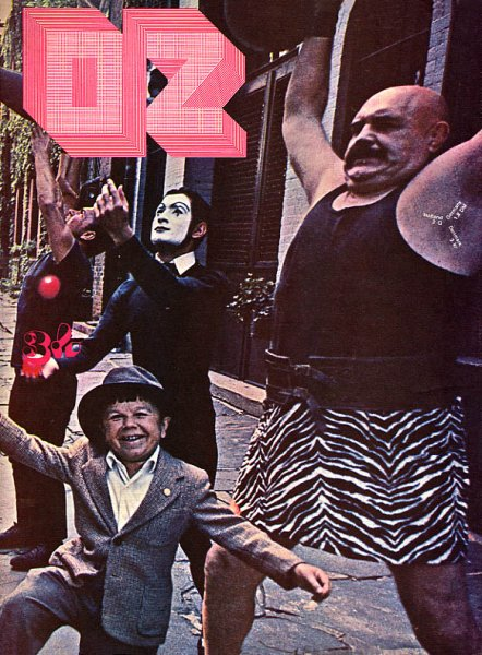 Oz 14 (July 1968)