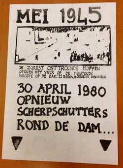 """""""Mei 1945... 30 April 1980"""""""