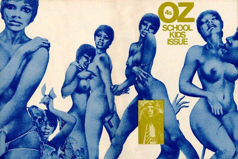 Oz 28 (May 1970)