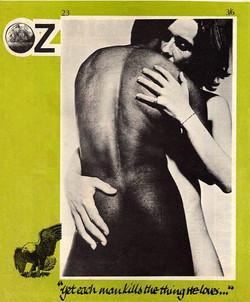 Oz 23 (August 1969)