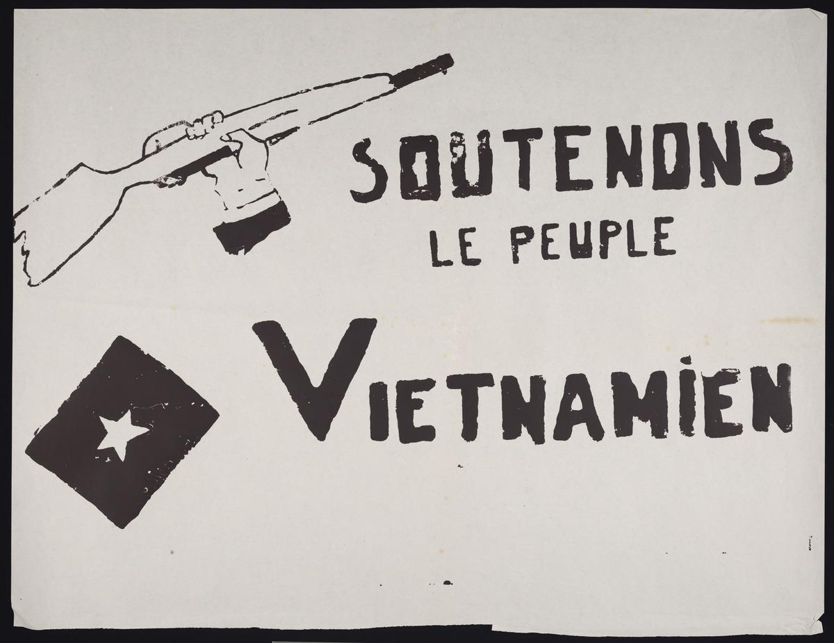 Soutenons le peuple vietnamien