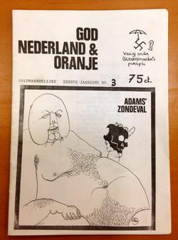 God, Nederland & Oranje 3