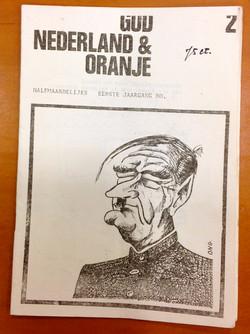 God, Nederland & Oranje 2