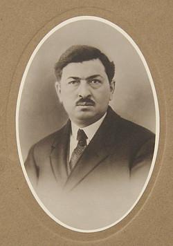 Debord's grandfather Vincenzo Rossi