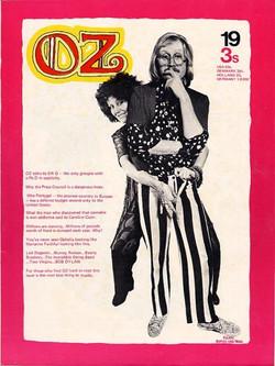 Oz 19 (March 1969)
