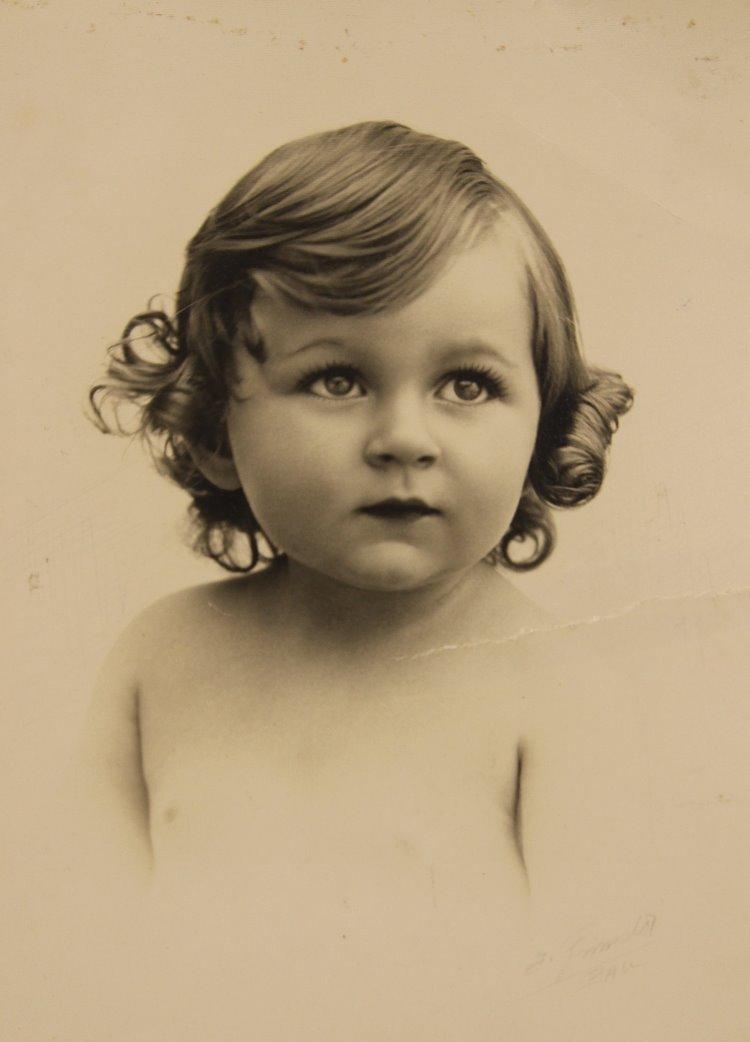 Guy Debord as a baby