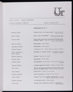 Ur 7 (1967)