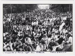 Group photograph of Movimento '77