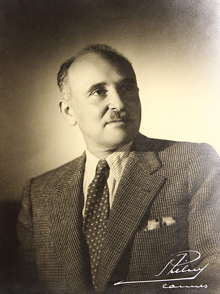 Debord's stepfather Charles Labaste
