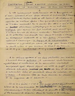 Manuscript M. Khayati