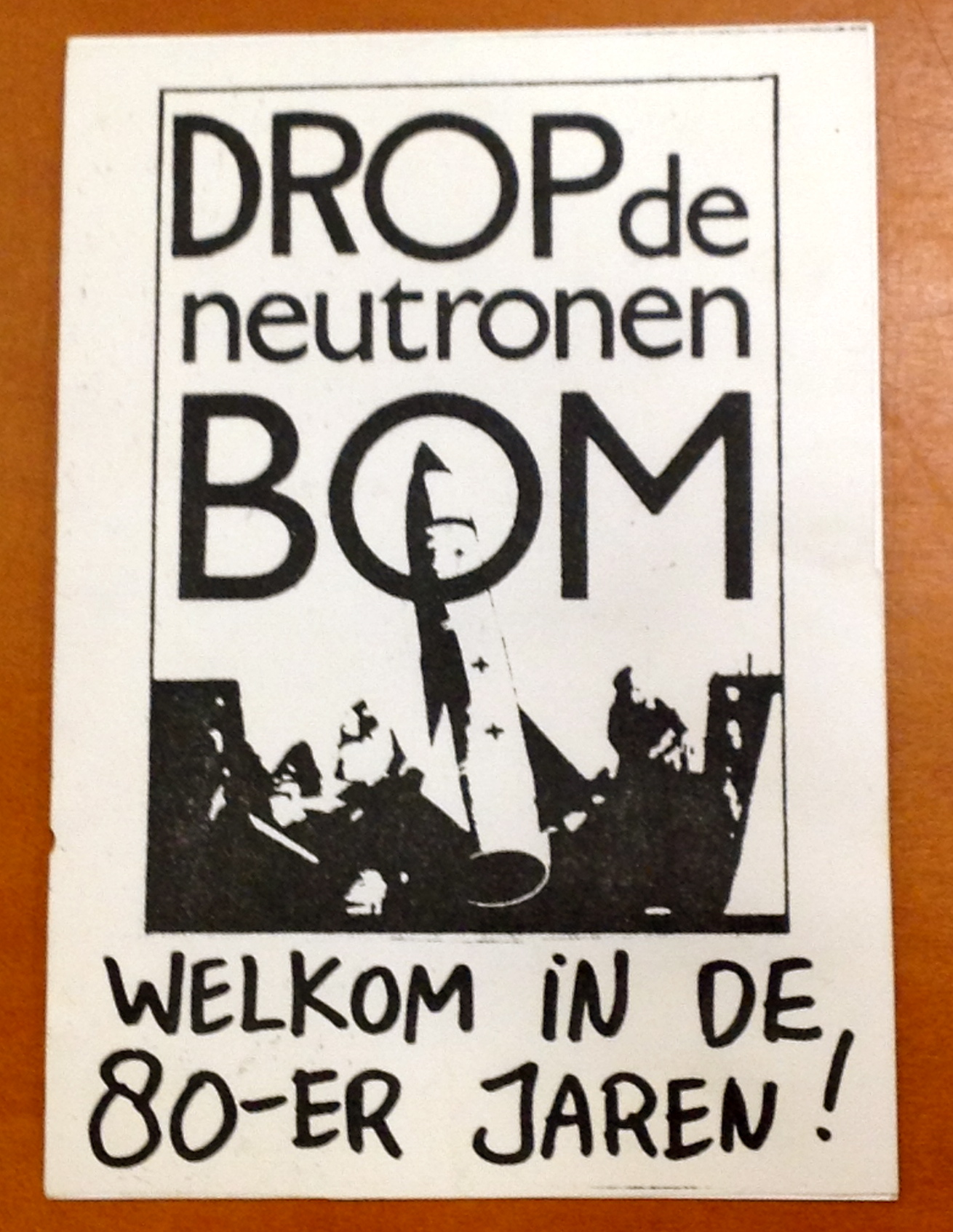 """Drop the Nuclear Bomb"""