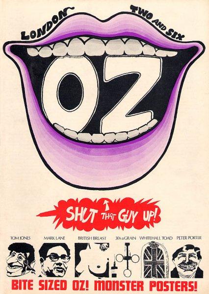Oz 2 (March 1967)