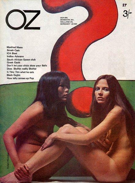 Oz 17 (January 1969)