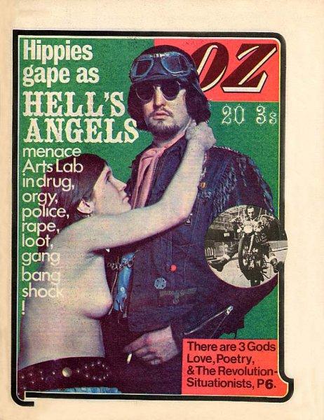 Oz 20 (April 1969)