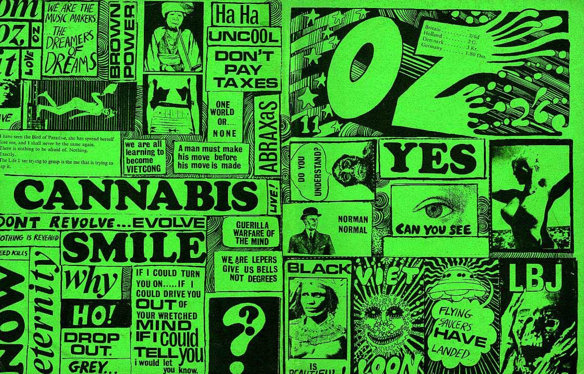 Oz 11 (April 1968)