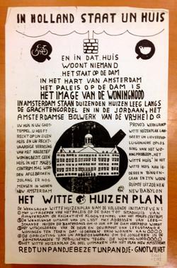 """""""Het Witte Huiz en Plan..."""""""